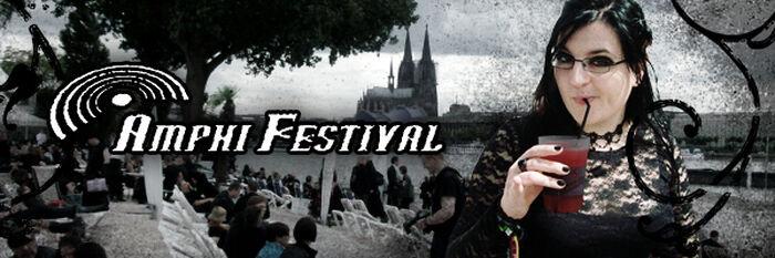 Auf ein Neues: Ab zum Amphi Festival