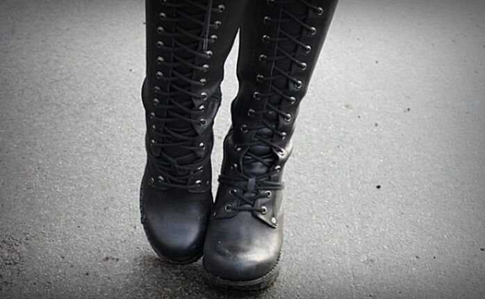 Must Have: Die Trail Boots von New Rock