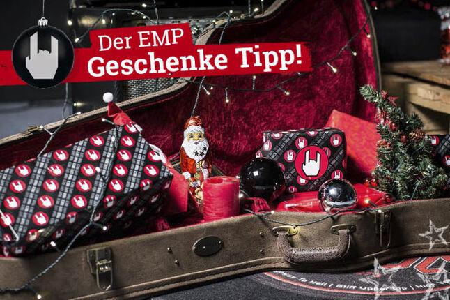 Die Top 10 EMP Weihnachtsgeschenke – Serien!