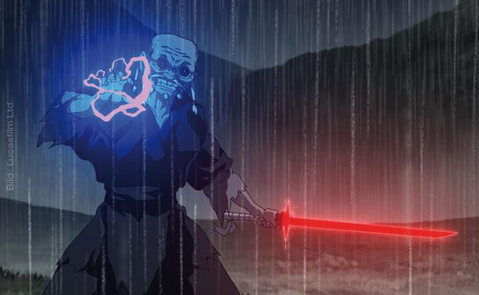 """Star Wars goes Anime: """"Star Wars: Visionen"""" ab jetzt bei Disney Plus!"""