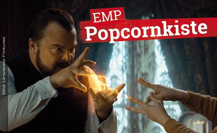 Die EMP Popcornkiste vom 20. September 2018