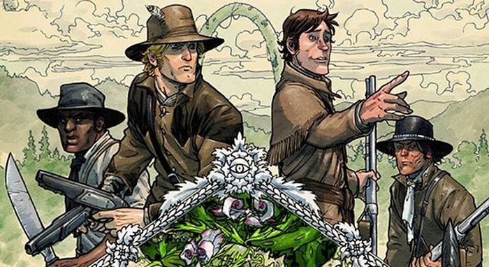 Frisch gelesen: Manifest Destiny Comic – Volume I: Flora und Fauna