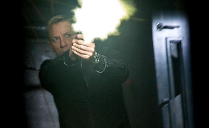 SPECTRE - BOND #24 startet im Kino! Spectrekulär?