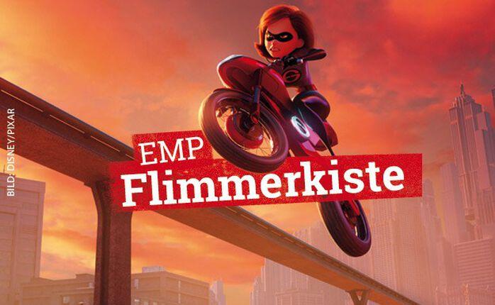 Frisch im Heimkino: Pixars CGI-Kracher DIE UNGLAUBLICHEN 2