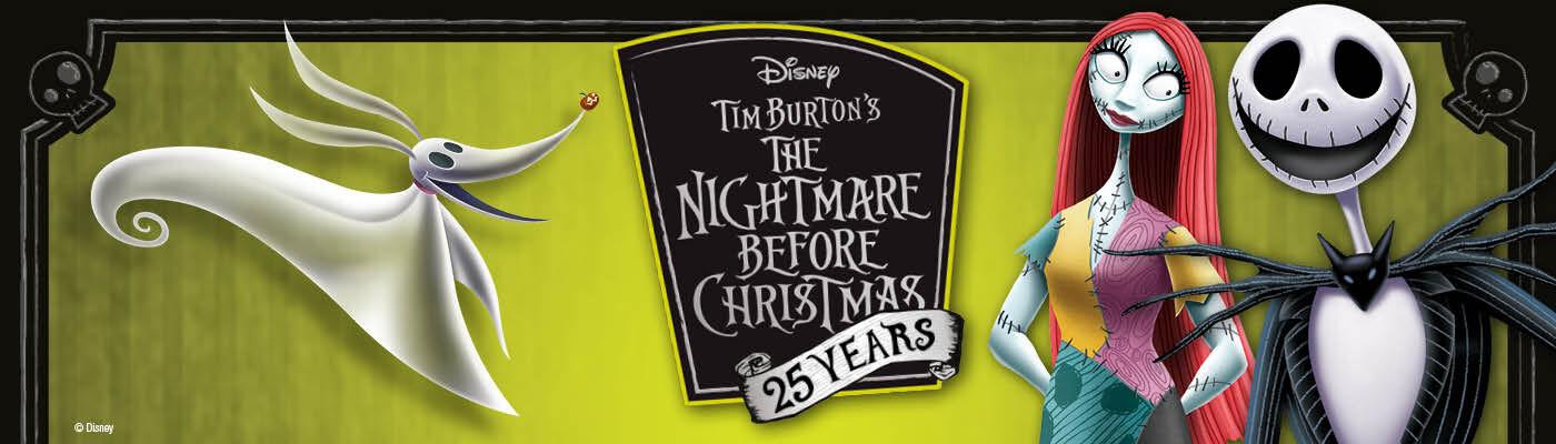 Nightmare Before Christmas Christbaumkugeln.The Nightmare Before Christmas Fanartikel Emp Disney Shop