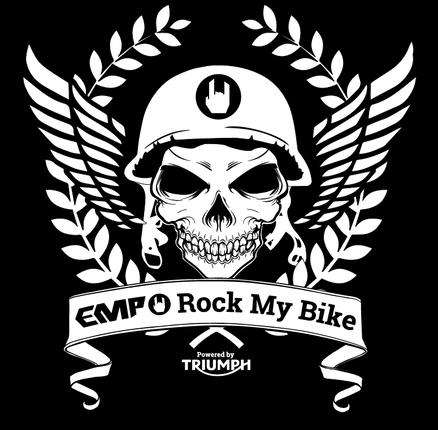 Triumph Motorcycles und EMP präsentieren: ROCK MY BIKE!
