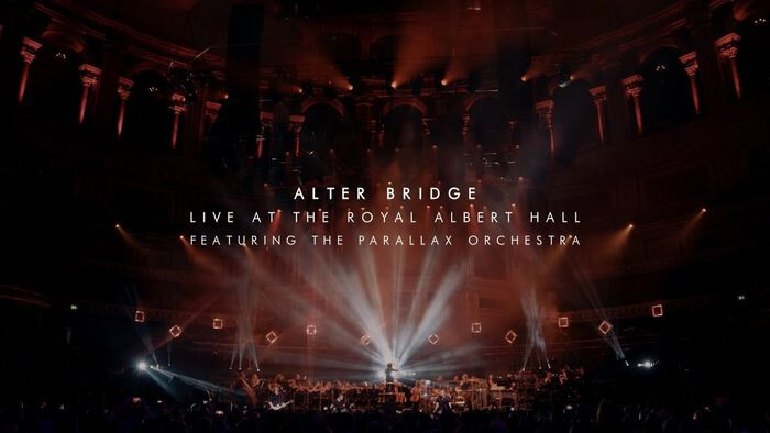 Das Album der Woche: Alter Bridge mit Live At The Royal Albert Hall