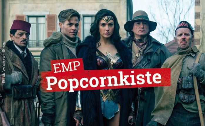 WONDER WOMAN - DCs Superheldenamazone mischt das Kino auf!