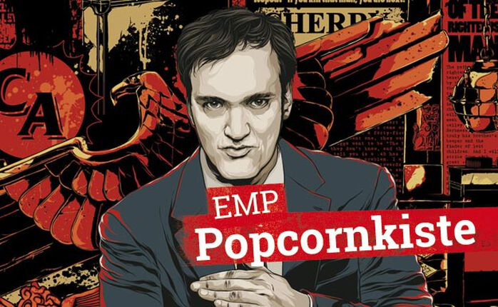 Die EMP Popcornkiste zum 28. Januar 2016 # Zur Feier des Tages: TARANTINO SPECIAL! #
