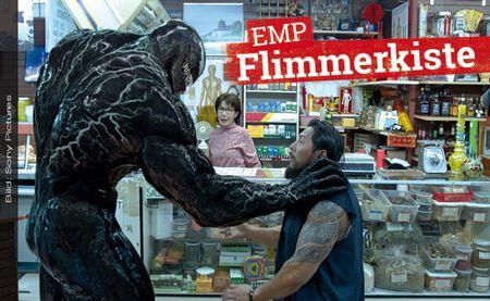 VENOM – der düstere Marvel-Blockbuster jetzt im Heimkino