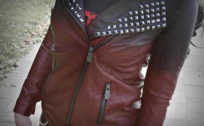 Heiß begehrt: Die Dip Dye Jacke von Black Premium