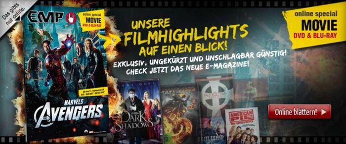 Das e-mag zum Thema Filme ist online!