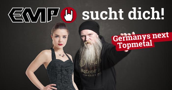 Robert ist Germanys next Topmetal