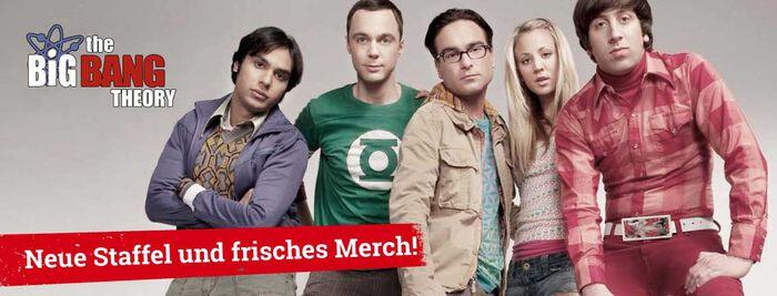 Die 6. Staffel von The Big Bang Theory ist raus!