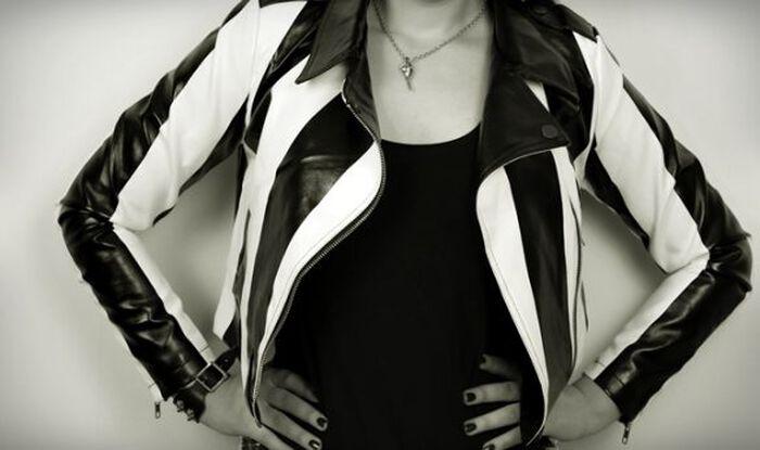 Beetlejuice´s erste Wahl: Die Striped Jacket