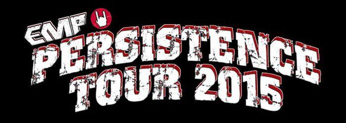 Persistence Tour 2015 - präsentiert von EMP