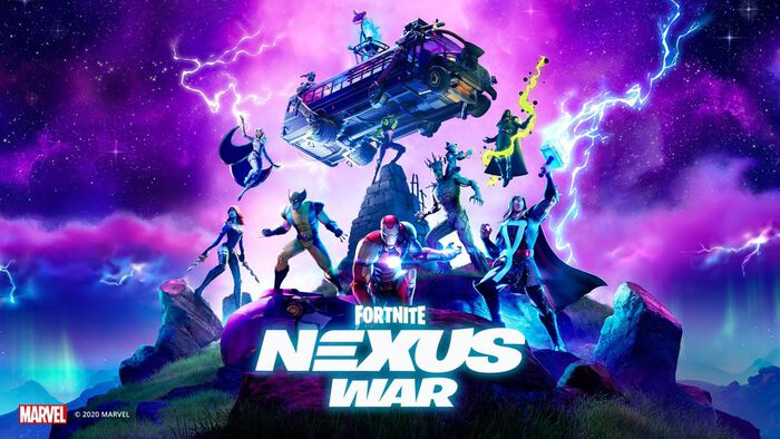 Fortnite Kapitel 2 – Saison 4: Nexus War