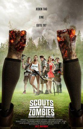 SCOUTS VS. ZOMBIES - ab 12.11.2015 im Kino