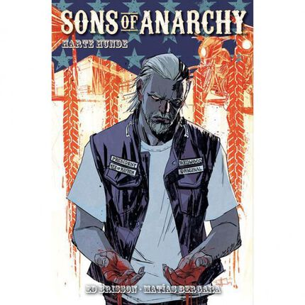 Mein neuer Sons Of Anarchy  Comic – Harte Hunde!