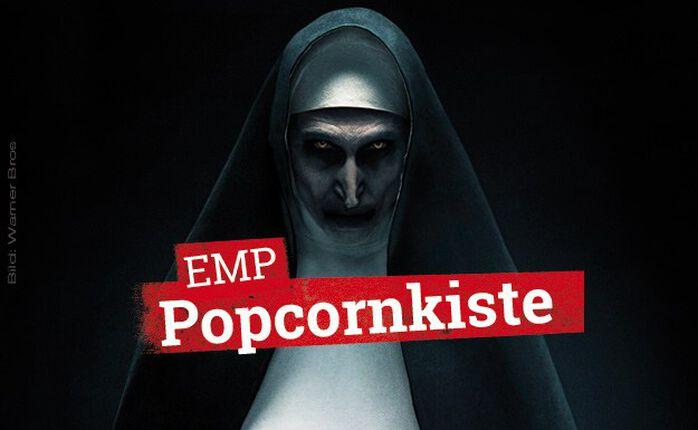 Die EMP Popcornkiste vom 6. September 2018
