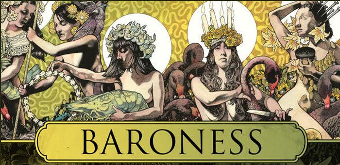 """Baroness legen die Messlatte mit """"Yellow & Green"""" erneut höher"""