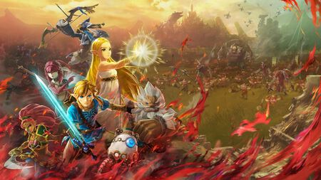 Zelda-Nachfolger: Hyrule Warriors: Zeit der Verheerung!