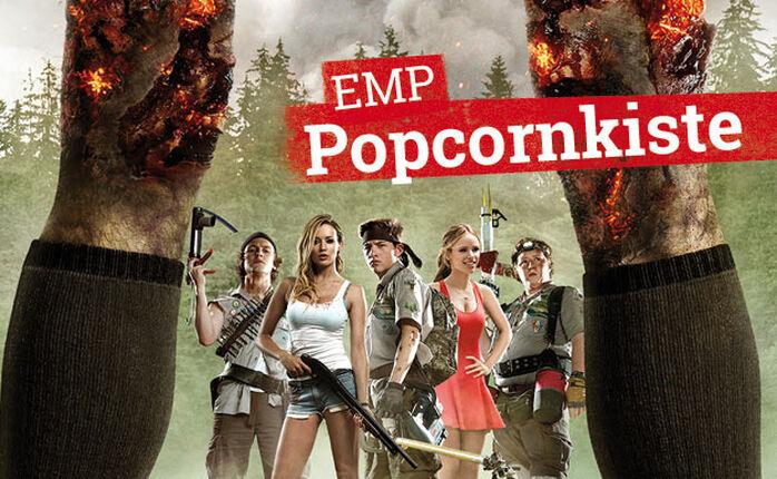 Die EMP Popcornkiste zum 12. November 2015