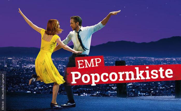 Die EMP Popcornkiste zum 12. Januar 2017