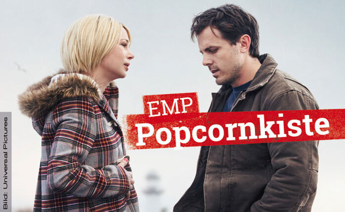 Die EMP Popcornkiste zum 19. Januar 2017