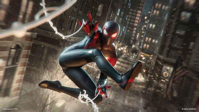Angezockt: Marvel's Spider-Man: Miles Morales