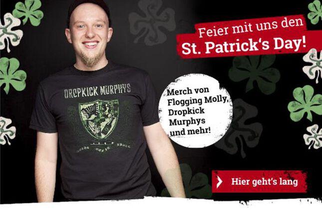St. Patrick's Day bei EMP