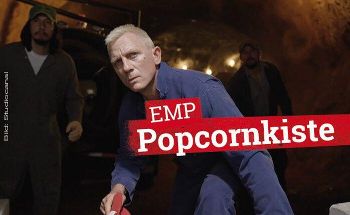 Die EMP Popcornkiste vom 14. September 2017