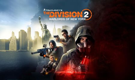 Angezockt: The Division 2 – Warlords of New York