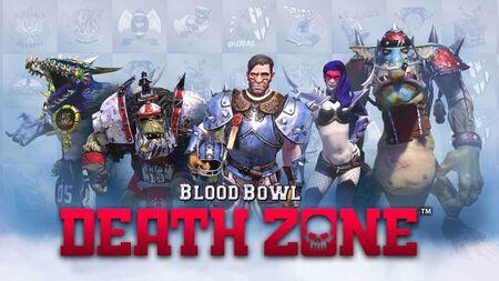 Blood Bowl: Death Zone – NFL für harte Gamer!