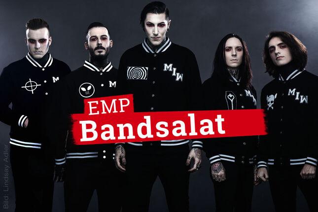 """EMP Bandsalat mit MOTIONLESS IN WHITE: Für Ricky Olson ist """"Breaking Bad"""" die beste TV-Serie aller Zeiten"""