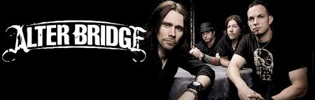 Das Album der Woche: Alter Bridge mit Walk The Sky
