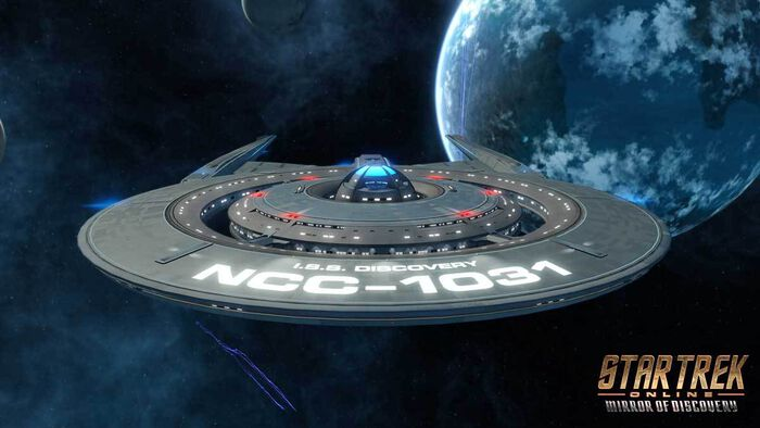 Star Trek Online: Mirror of Discovery