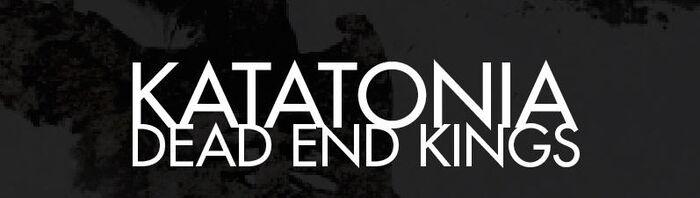 """Das neue Katatonia-Album """"Dead End Kings"""" krempelt schwarz auf weiß"""