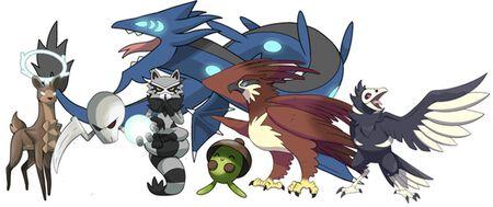 Kindred Fates – Pokémon-Breath of the Wild