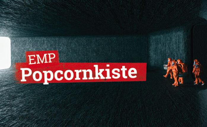Die EMP Popcornkiste zum 24. November 2016