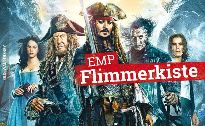 Die EMP Flimmerkiste vom 6. Oktober 2017