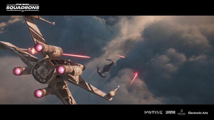 Star Wars: Squadrons – neuer animierter Kurzfilm