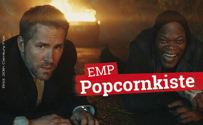 Die EMP Popcornkiste vom 31. August 2017