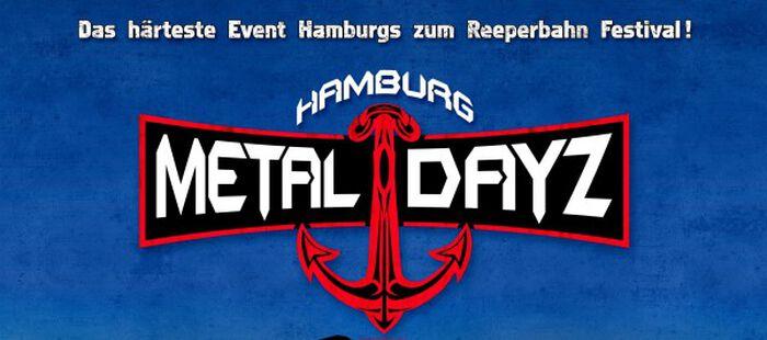Die Hamburg Metal Dayz - Tag 1