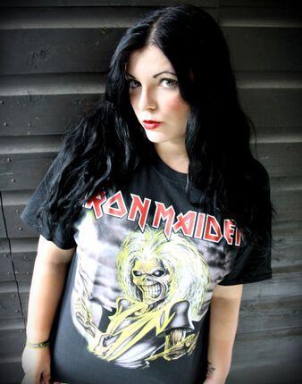 Mein Iron Maiden - Killers Band-Shirt