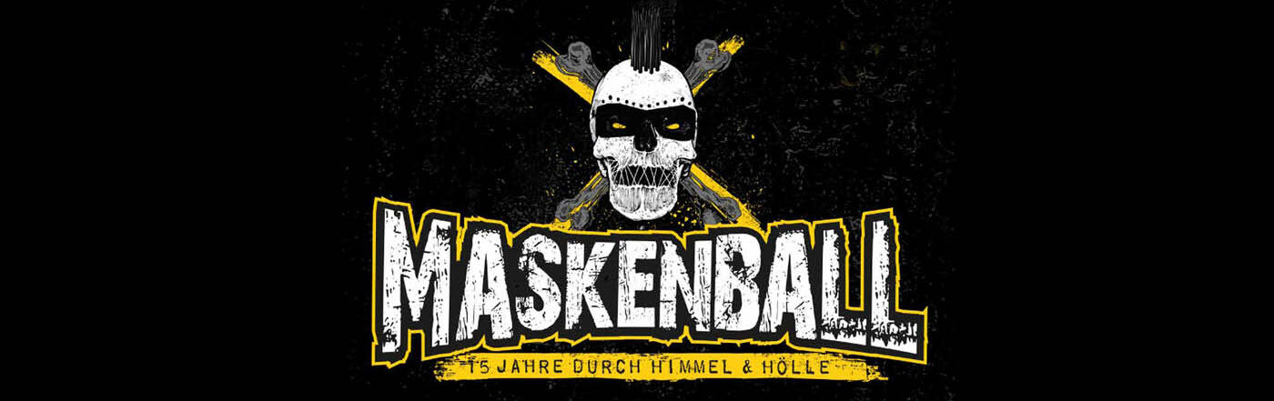 Maskenball - 15 Jahre durch Himmel & Hölle