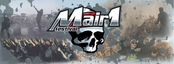 EMP präsentiert das MAIR1 Festival 2013