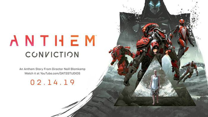 Conviction: Hollywood-Kurzfilm zu Anthem – geil!