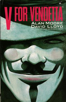 V wie Vendetta - der Comic, als limitiertes Boxset!