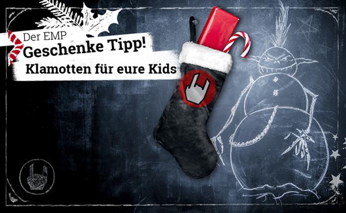 Die ultimativen TOP 5 der EMP Weihnachtsgeschenke für die Kids.